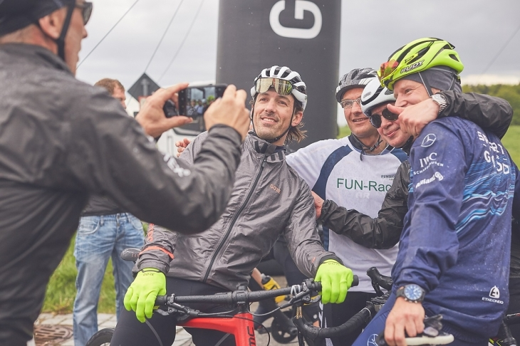 CANCELLARA x GORE Ride Out mit Fabian Cancellara