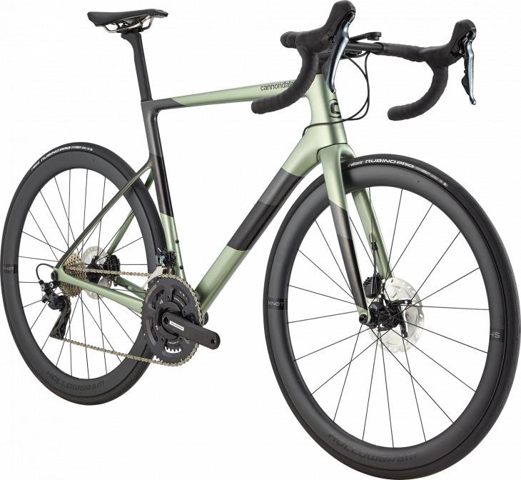 TESTATO: Cannondale SuperSix EVO Hi-Mod Disc Dura Ace